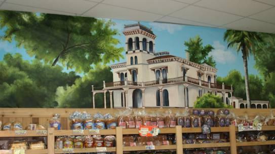 Chico's Bidwell Mansion At Trader Joe's