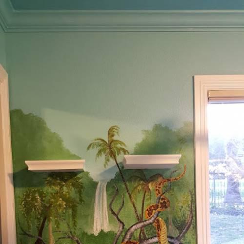 Jungle Theme for kids Room