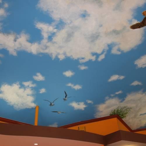 Blue Sky Corner Restaurant in San Jose