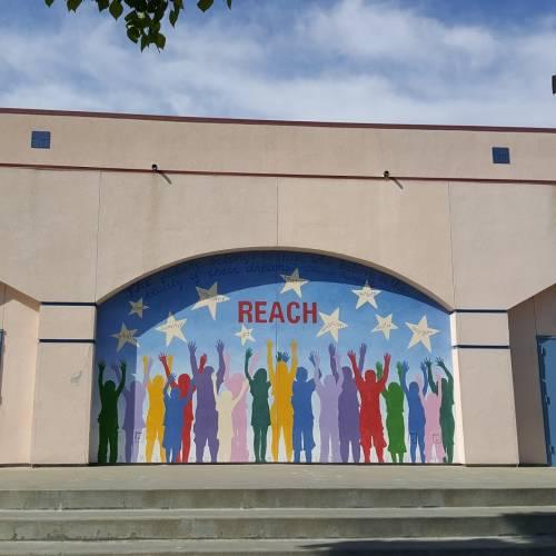 Tassajara Elementary School Murals