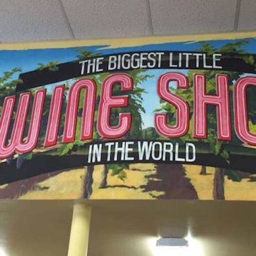 The Biggest Little Wine Shop In The World