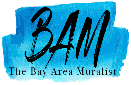 SF Bay Area Muralist